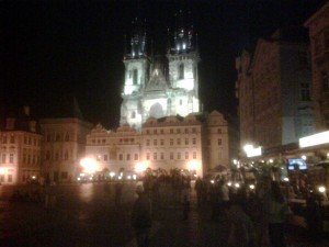 Prague Does it Right at Night