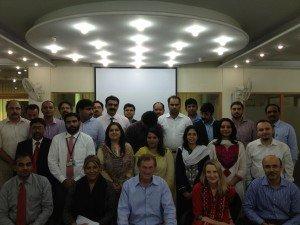 The FINCA Pakistan Team